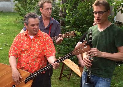 Gartenmusik in Wehringhausen