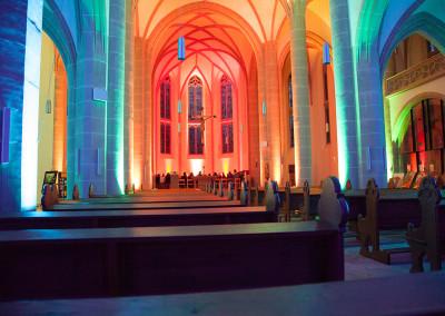 Die Kirche als Lichtraum