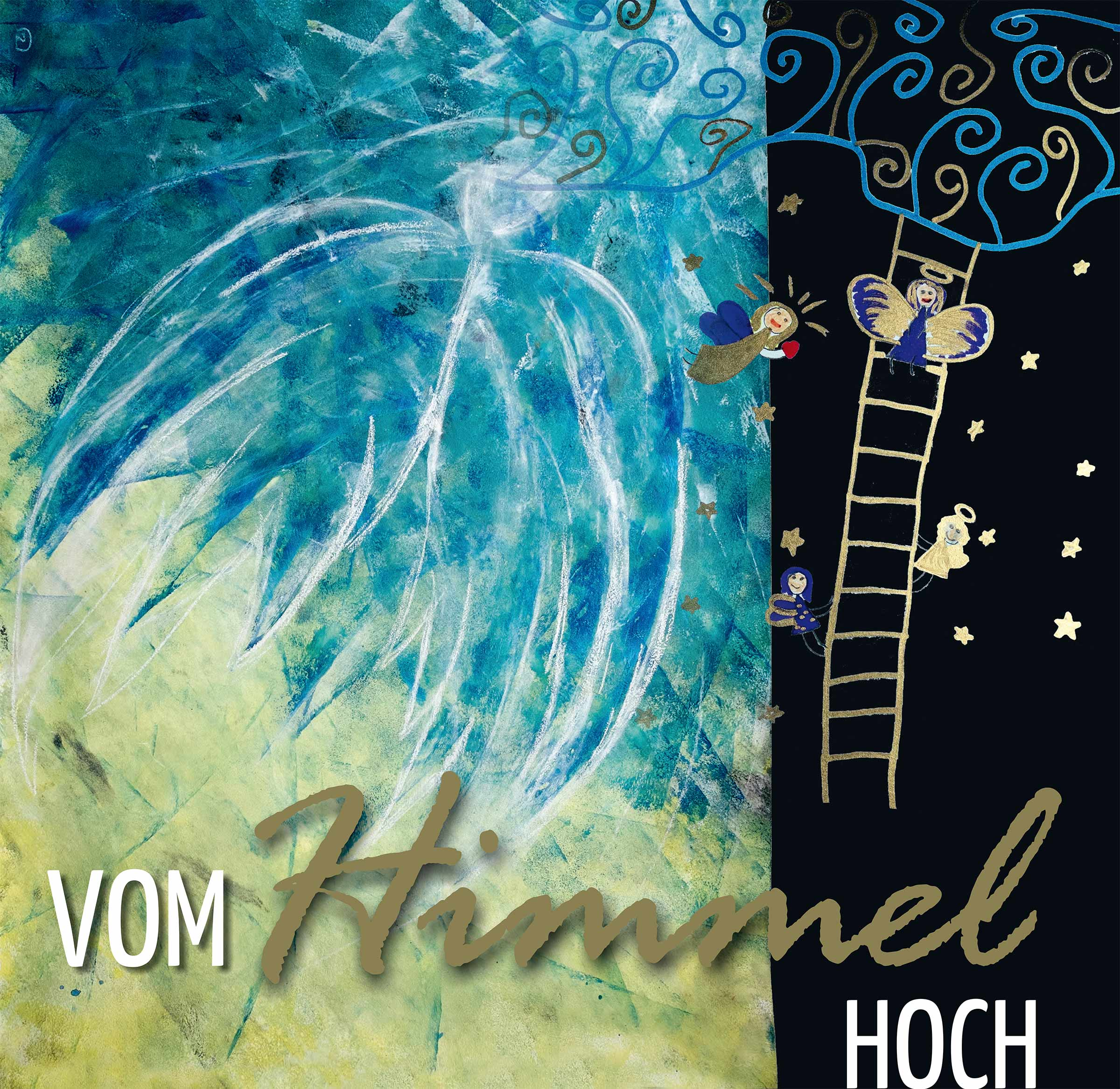 Vom Himmel hoch Illustration