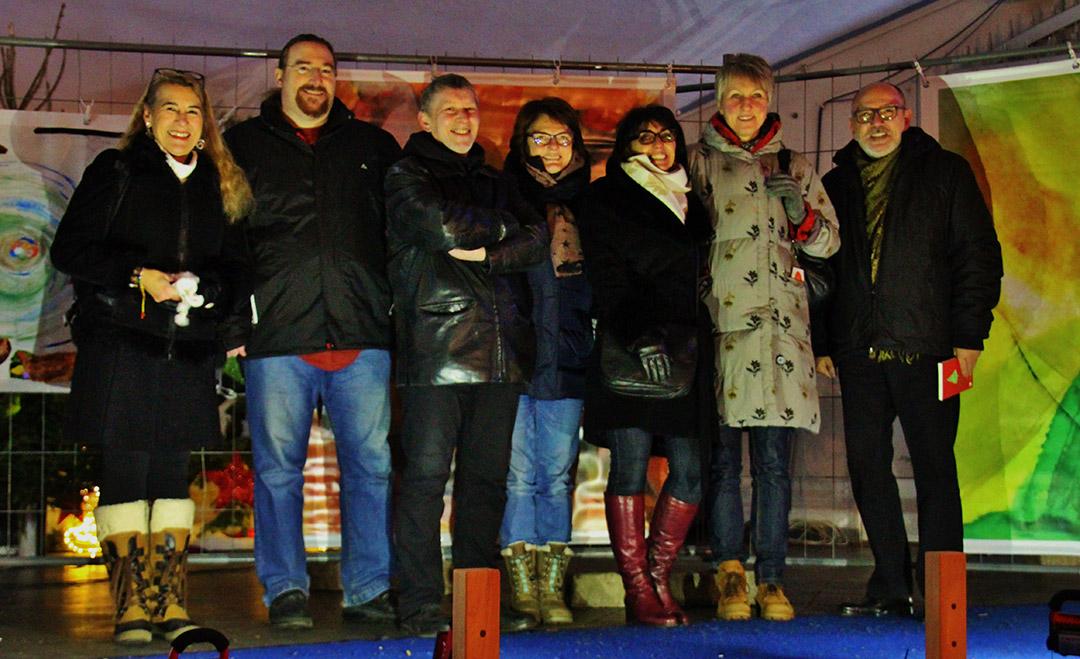 Weihnachten in anderem Licht – Künstler