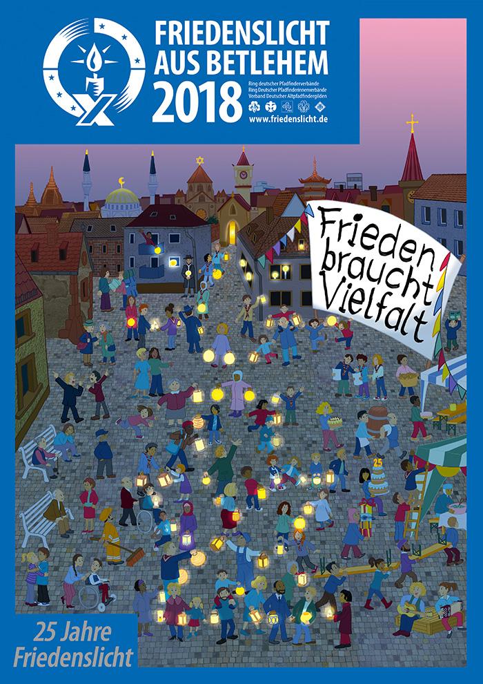 Rückblick Friedenslicht 2018