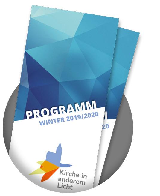 Programmflyer Winter 2016 | Frühling 2017
