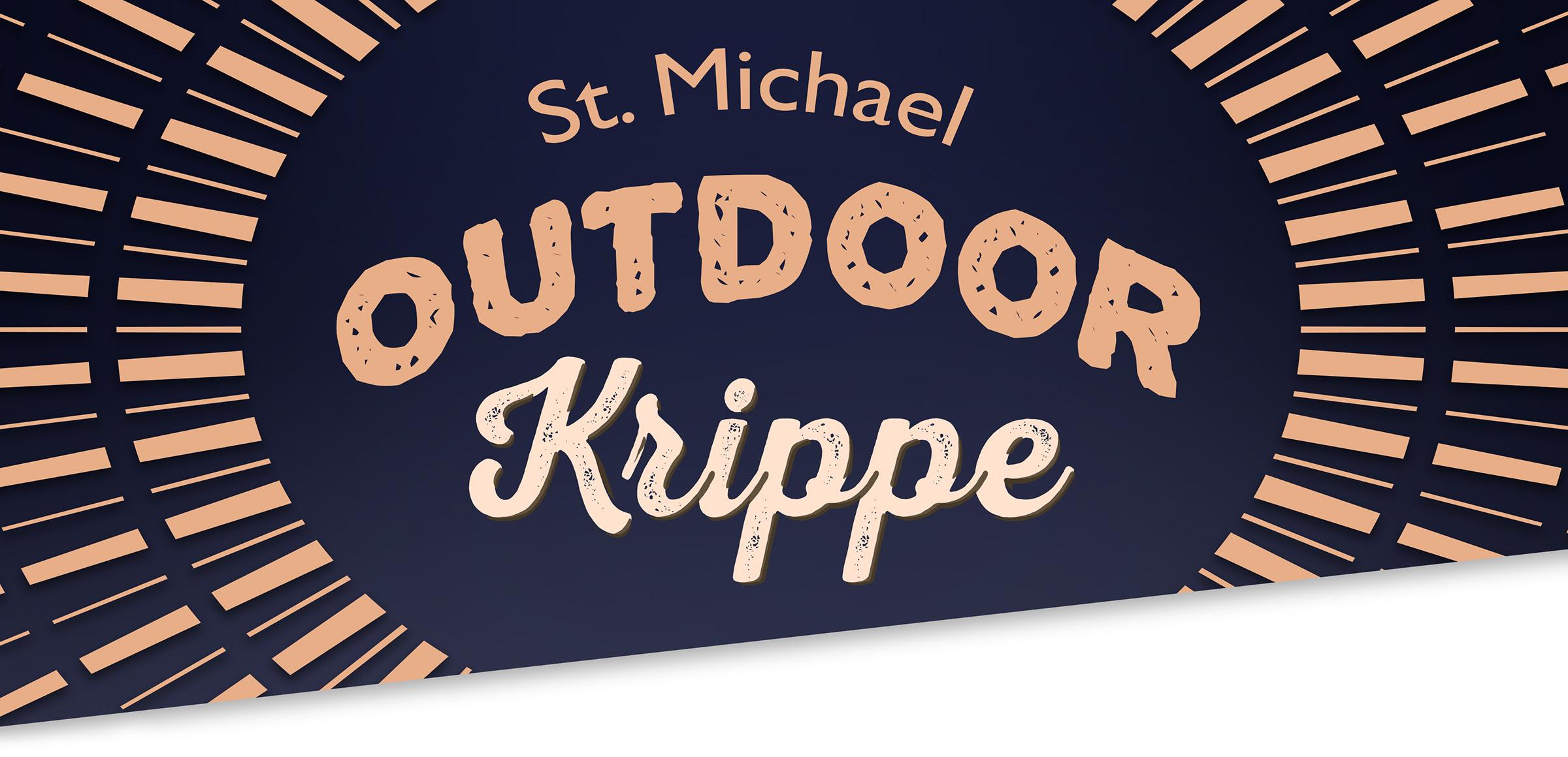Outdoor-Krippe